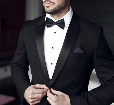 Μαύρο κοστούμι – Μαύρο πουκάμισο  Ο συνδυασμός που